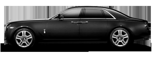 Rolls Royce Ghost Profile