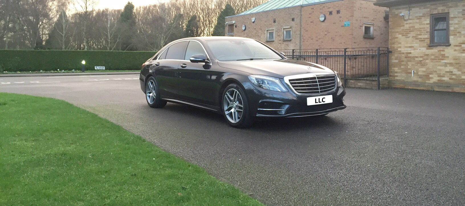 Mercedes S Class - Chauffeured Luxury Vehicle