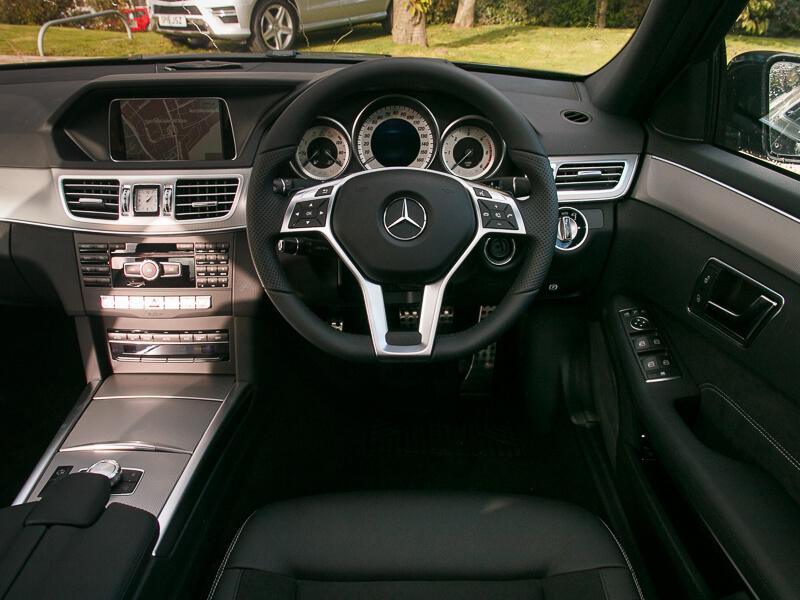 Mercedes E Class Steering Weel