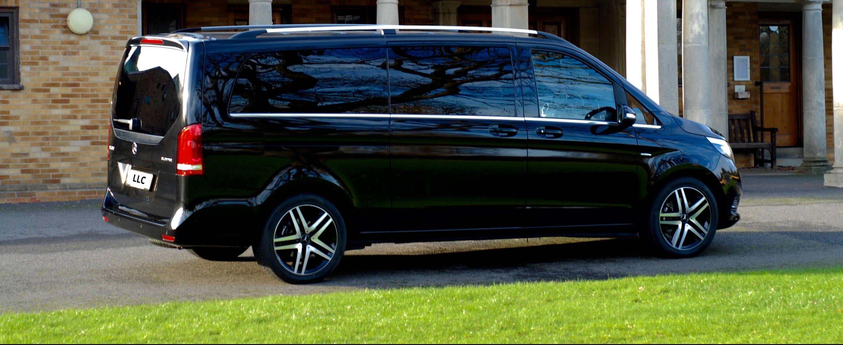 Mercedes V Class Exterior