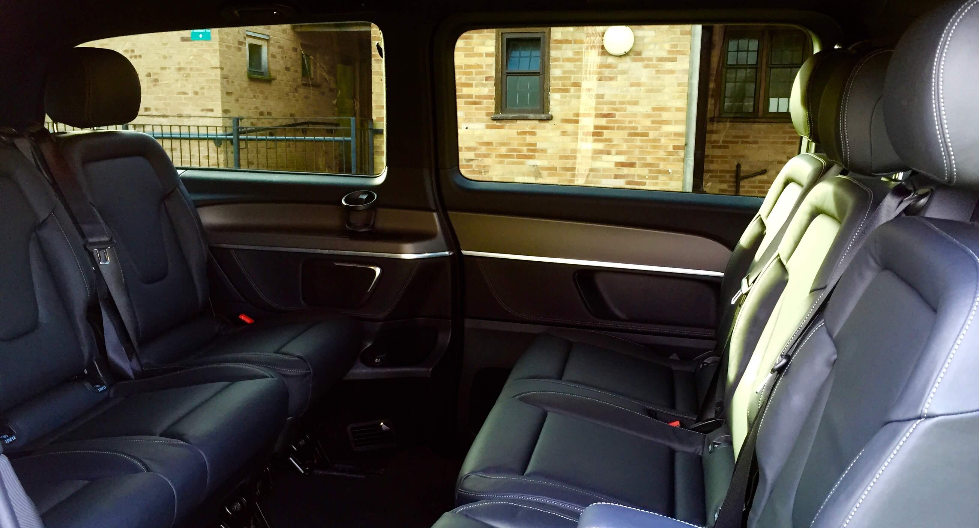Mercedes V Class Chauffeur Services London Llc