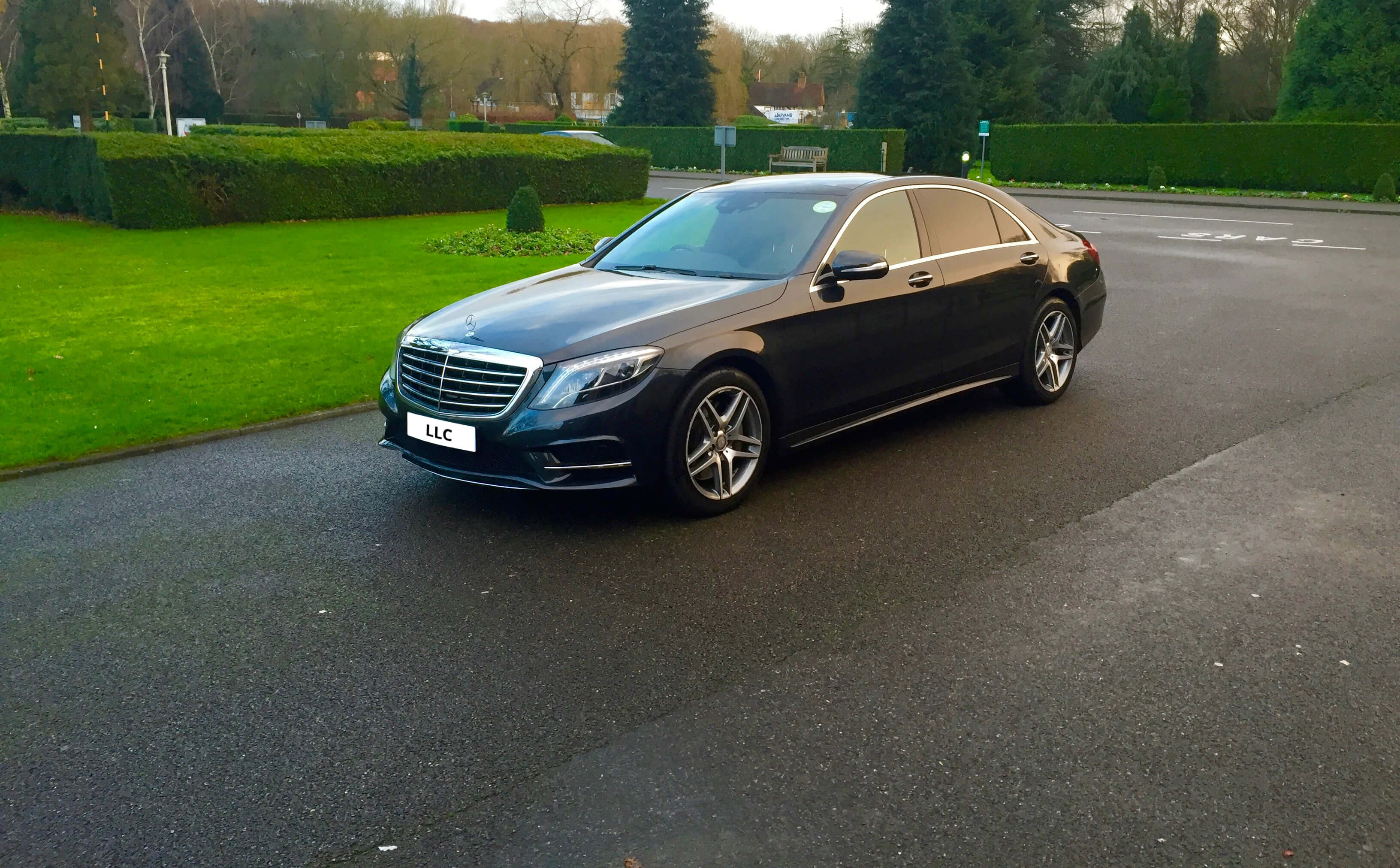 Mercedes S Class - Luxury Chauffeur Vehicle