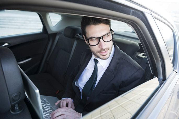 Executive Business Vehicle Hire