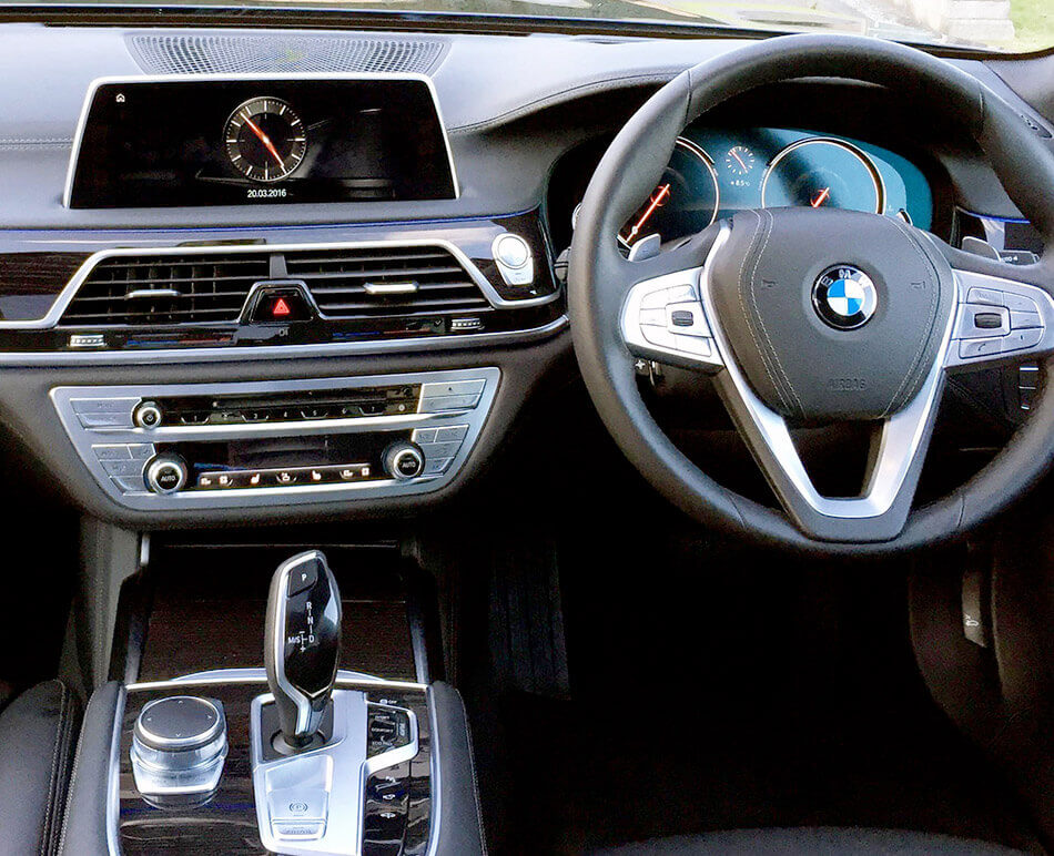 BMW Interior Dash Board