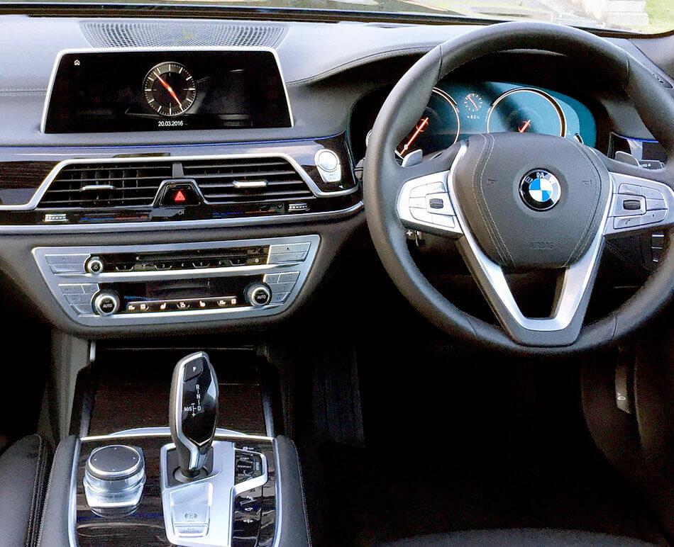 BMW Interior Dash Board