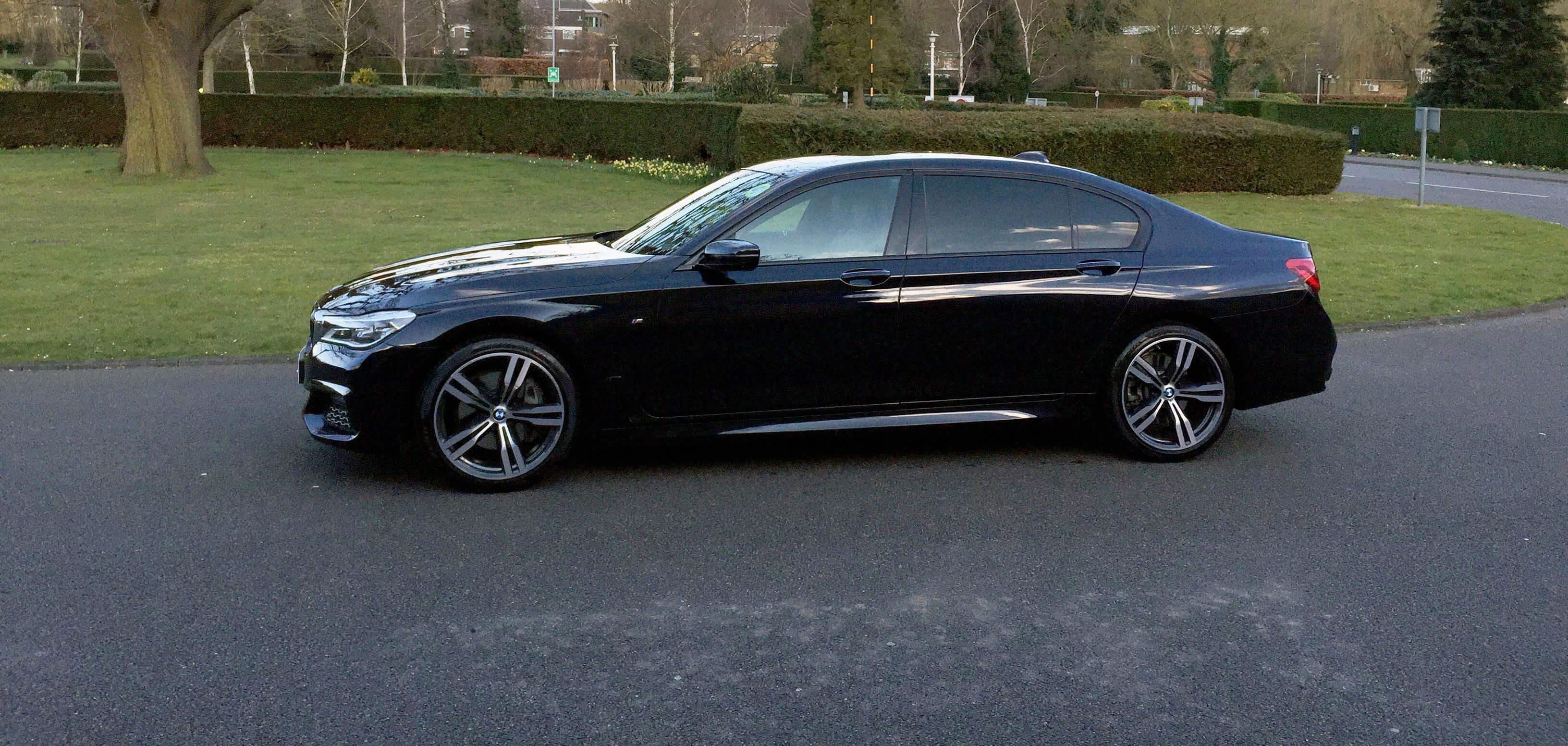 BMW Side View