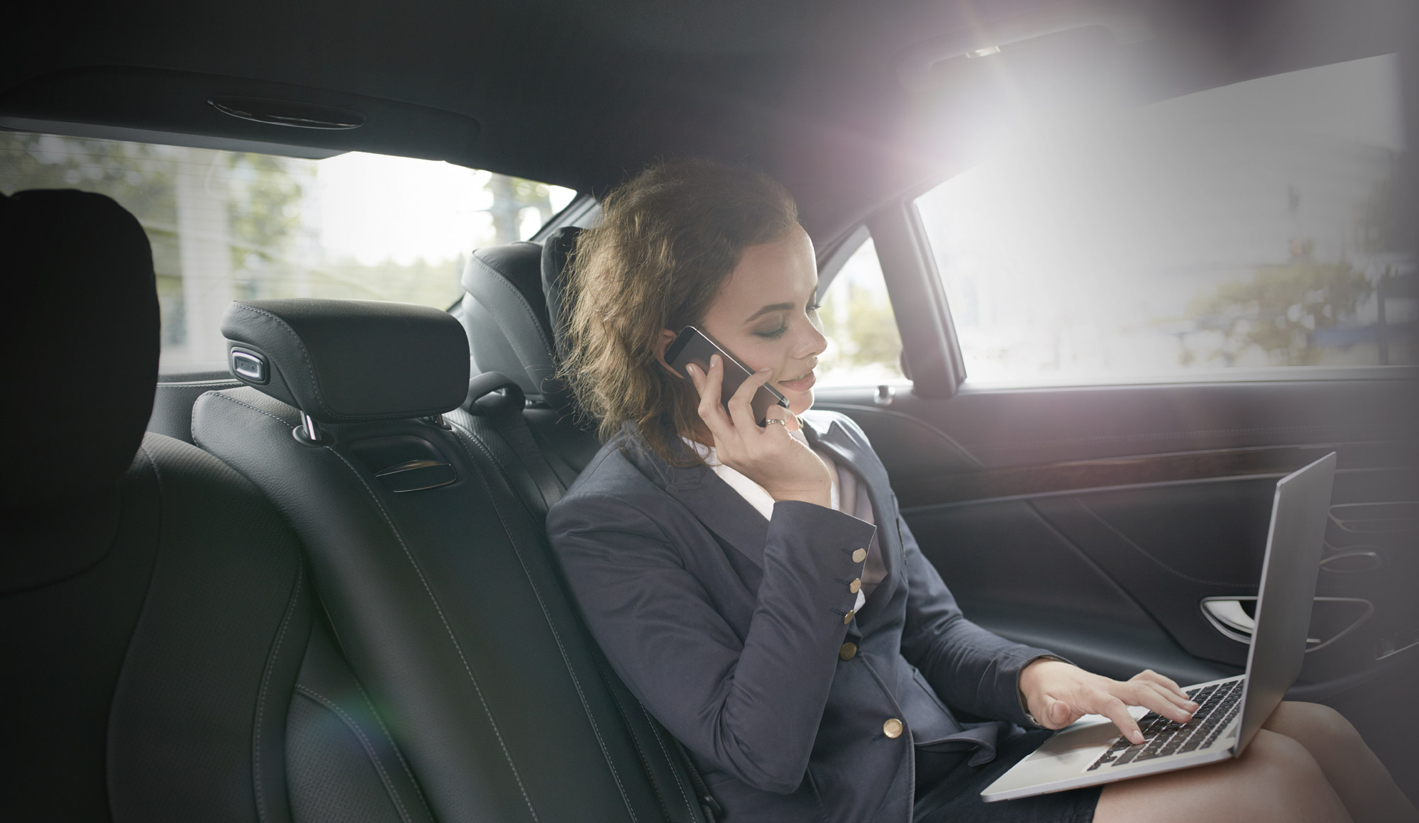 Corporate & Business Luxury Vehicle Hire