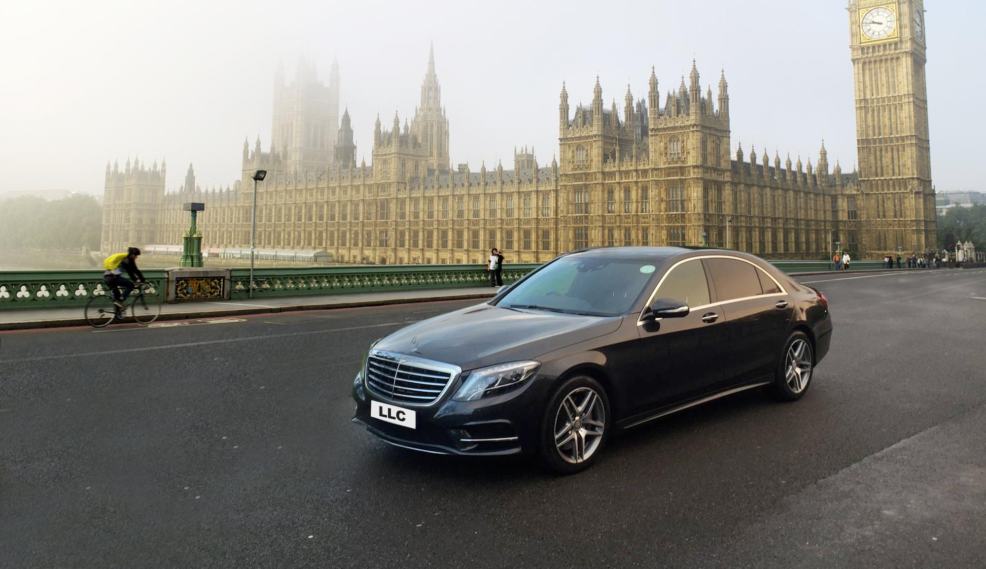 LLC Cars - Luxury Vehicle Hire