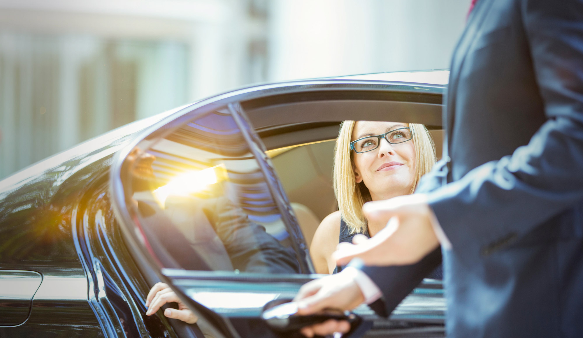 Executive Car Hire