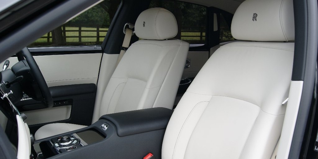 Rolls Royce Ghost Seats