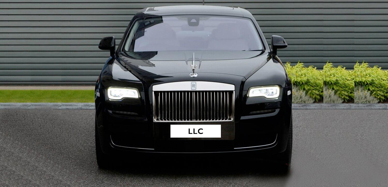 Rolls Royce Ghost - Front