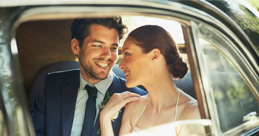 Wedding Chauffeur Car