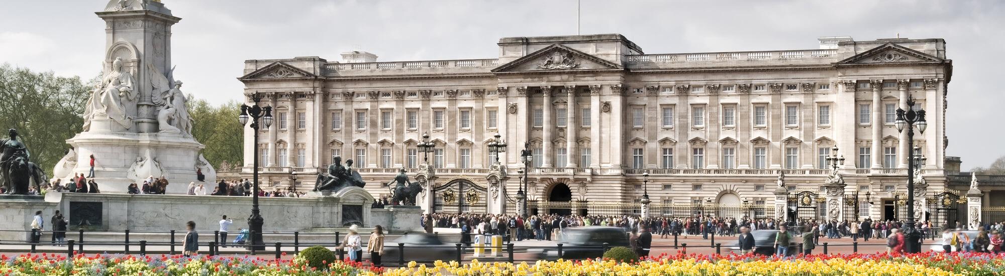 Buckingham Palace London Tour