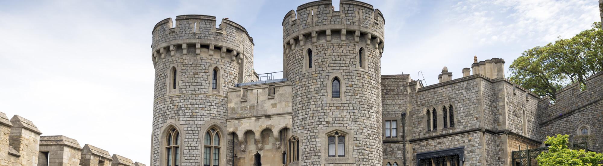 Windsor Castle Chauffeur Driven Tour