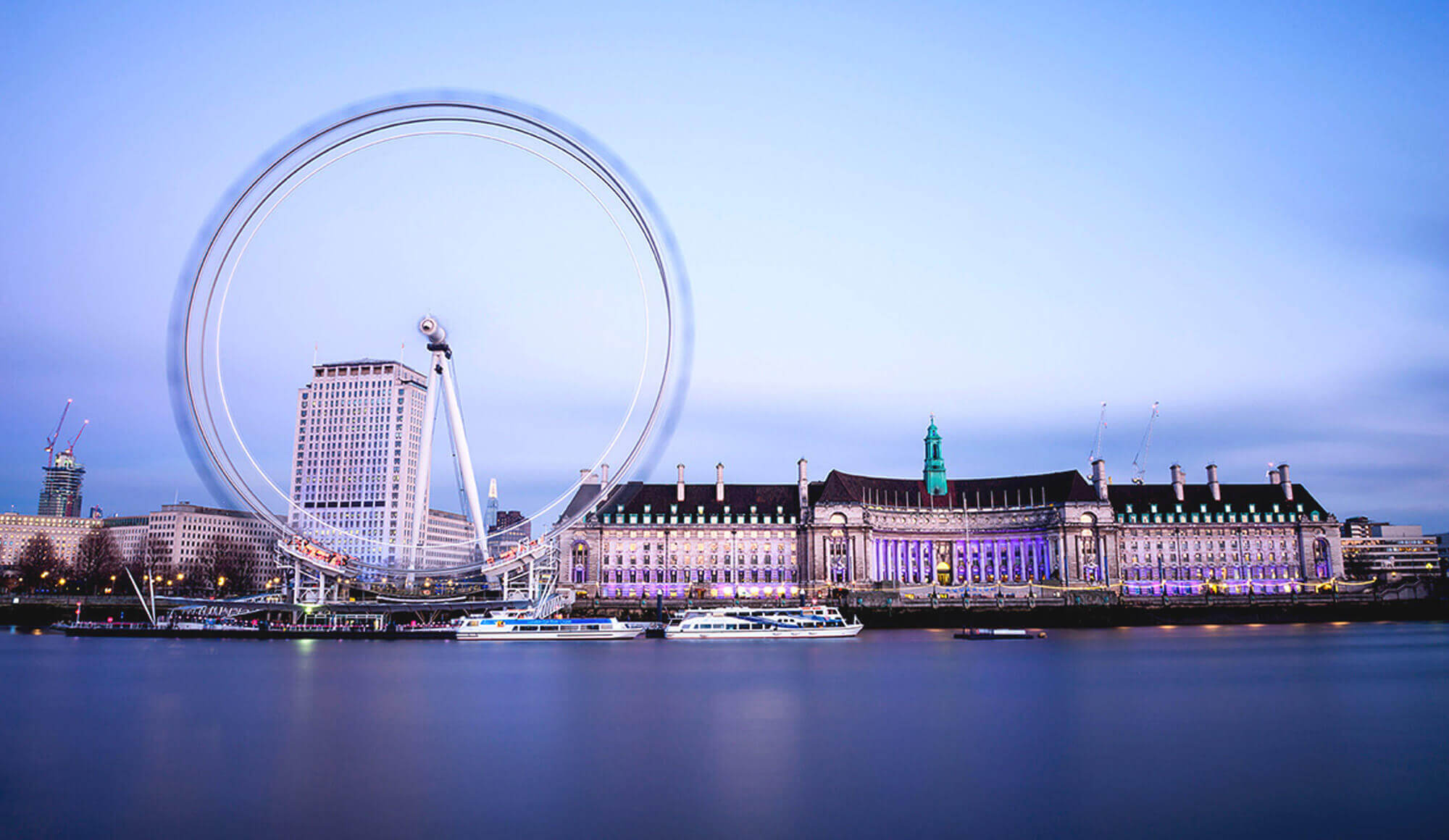 Chauffeur Driven Tour Of London Eye London Luxury Cars