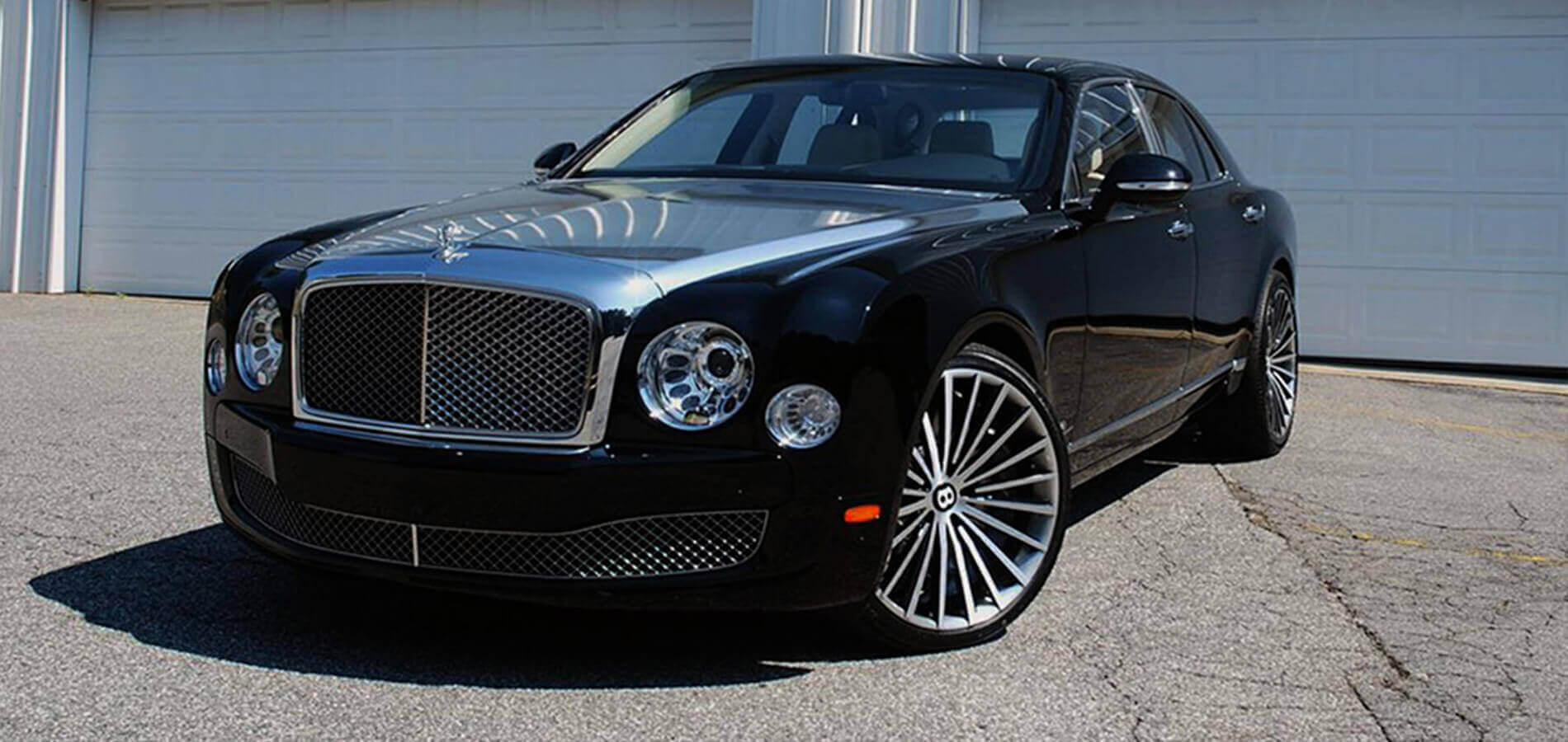 Bentley Mulsanne Chauffeur Hire London Llc