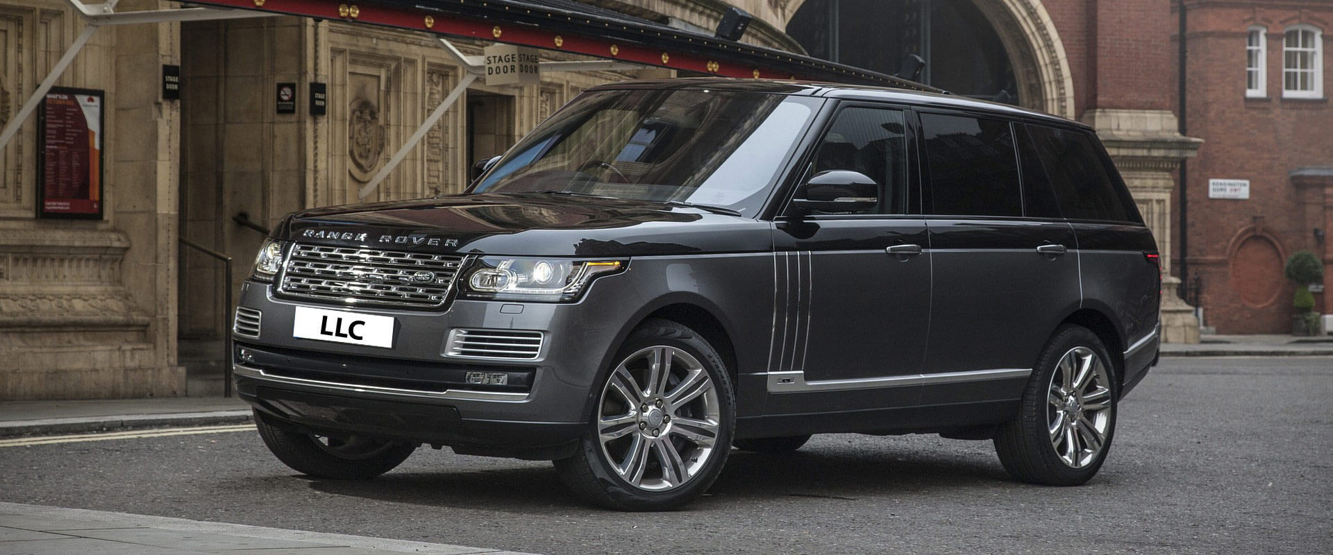 Range Rover Autobiography Chauffeur Hire London Llc