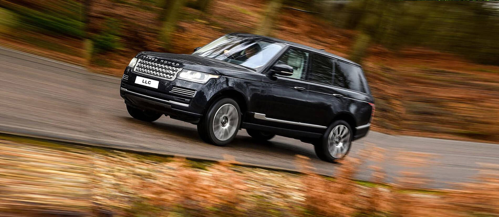 Range Rover Vogue Hire With Chauffeur In London Llc