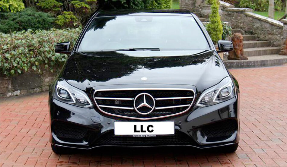 chauffeured car hire london mercedes e class llc cars. Black Bedroom Furniture Sets. Home Design Ideas