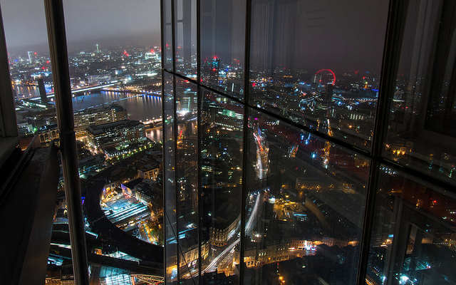 shangri-la hotel the shard London